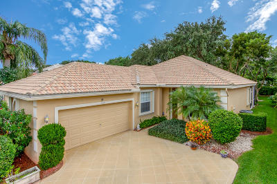 Delray Beach Single Family Home Contingent: 7560 Charing Cross Lane