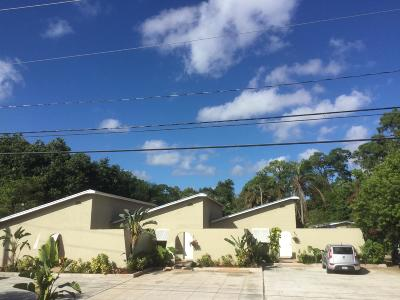West Palm Beach FL Multi Family Home For Sale: $549,000