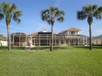 Port Saint Lucie Single Family Home For Sale: 2638 SW River Shore Drive
