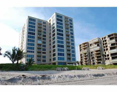 Highland Beach Rental For Rent: 3015 S Ocean Boulevard #703