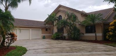 Broward County, Palm Beach County Single Family Home For Sale: 15367 Tall Oak Avenue