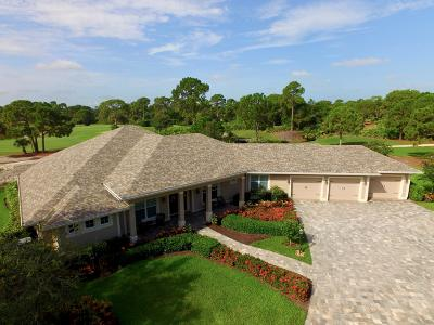 Vero Beach Single Family Home For Sale: 1005 Wood Haven Lane SW