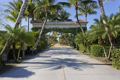 Palm Beach County Rental For Rent: 5420 Las Palmas Avenue