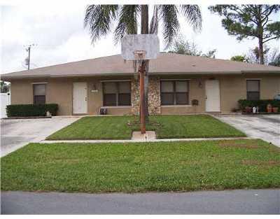 Jupiter Multi Family Home Contingent: 6221 Allen Street