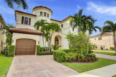 Boca Raton Single Family Home For Sale: 17799 Cadena Drive