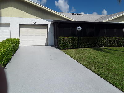 West Palm Beach FL Single Family Home For Sale: $149,900