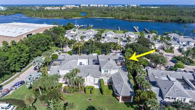 Jupiter Townhouse Contingent: 16323 Port Dickinson Drive
