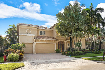 Delray Beach Single Family Home For Sale: 16374 Via Venetia W