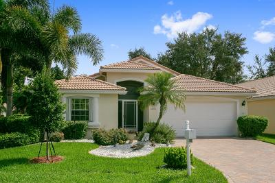 Boynton Beach Single Family Home For Sale: 12050 Aprilia Drive