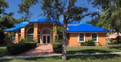 Royal Palm Beach Single Family Home For Sale: 115 Cypress Trace