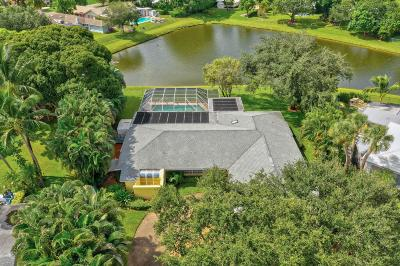 Palm Beach Gardens FL Single Family Home For Sale: $599,900