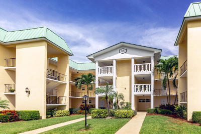 Boynton Beach Condo For Sale: 16 Colonial Club Drive #103