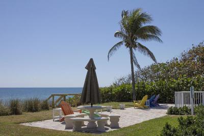 Ocean Ridge Condo For Sale: 5700 Old Ocean Boulevard #L
