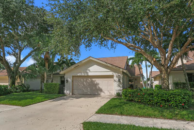 Jupiter FL Single Family Home For Sale: $549,000