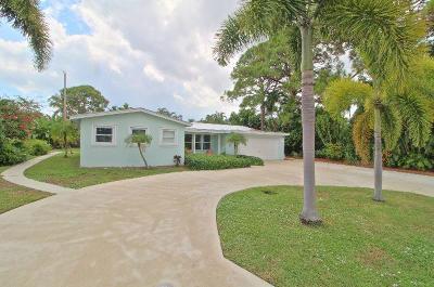 Boynton Beach Single Family Home For Sale: 906 SW 27th Terrace