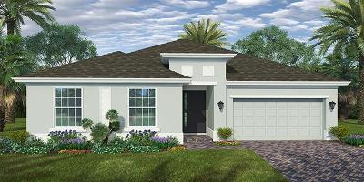 St Lucie County Single Family Home For Sale: 6141 NW Gaylord Terrace