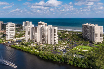 Palm Beach County Condo For Sale: 4201 Ocean Boulevard #1008