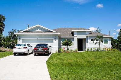 St Lucie County Single Family Home For Sale: 512 SW Tarra Avenue