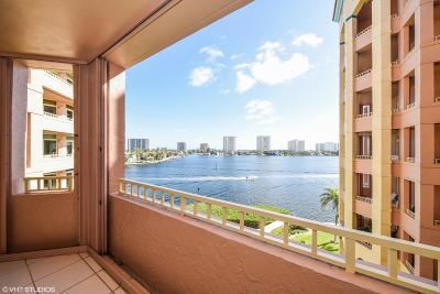 Boca Raton Condo Sold: 300 SE 5th Avenue #5020