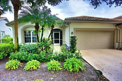 Lake Worth Single Family Home For Sale: 7392 Rockbridge Circle
