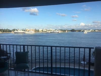 West Palm Beach Rental Leased: 1200 S Flagler Drive #302
