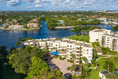 North Palm Beach Condo For Sale: 364 Golfview Road #307