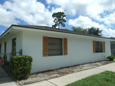 Palm Beach Gardens FL Multi Family Home For Sale: $310,000