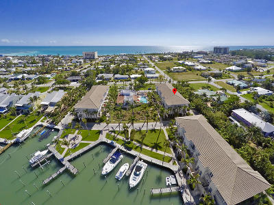 Fort Pierce Townhouse For Sale: 1570 Island Cove Road