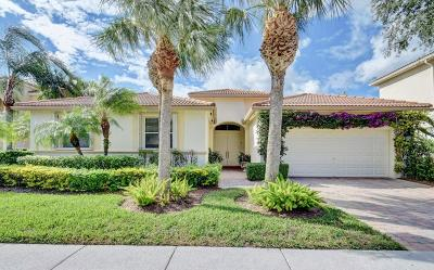 Palm Beach Gardens Single Family Home For Sale: 195 Sedona Way