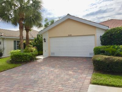 Hobe Sound Single Family Home Contingent: 8432 SE Retreat Drive