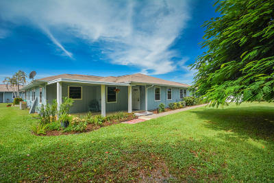Jensen Beach Single Family Home For Sale: 1194 NE Coy Senda