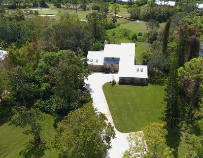 Martin County Single Family Home For Sale: 3682 SW Bimini Circle