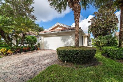Palm Beach Gardens Single Family Home For Sale: 1370 Saint Lawrence Drive