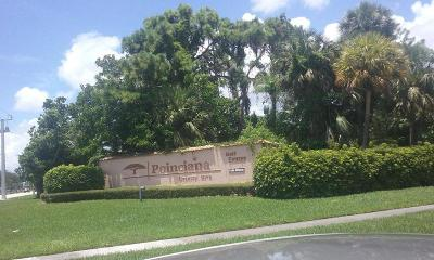 Lake Worth Townhouse For Sale: 3019 Strawflower Way