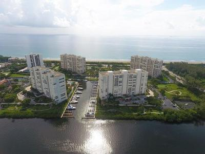 Palm Beach County Condo For Sale: 4001 Ocean Boulevard #1007