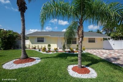 Delray Beach Single Family Home For Sale: 702 SE 3rd Avenue