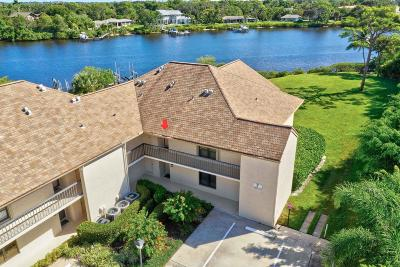 Tequesta Condo For Sale: 10555 SE Terrapin Place #F-206
