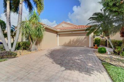 Boynton Beach Single Family Home For Sale: 7469 Chorale Road
