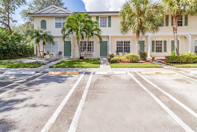Coral Springs Townhouse For Sale: 5608 NW 99 Lane