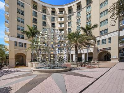 West Palm Beach Condo For Sale: 610 Clematis Street #229