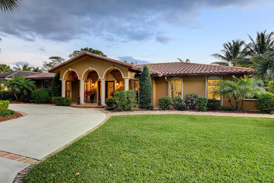 Boca Raton Single Family Home For Sale: 1198 SW 20th Street