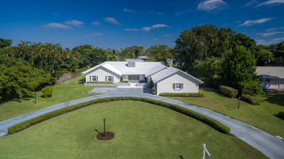 Delray Beach Single Family Home For Sale: 3721 Sherwood Boulevard