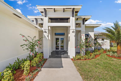 Palm Beach Gardens Single Family Home For Sale: 16475 76th Trail
