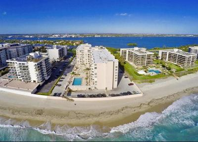 Palm Beach Condo For Sale: 3450 S Ocean Boulevard #728
