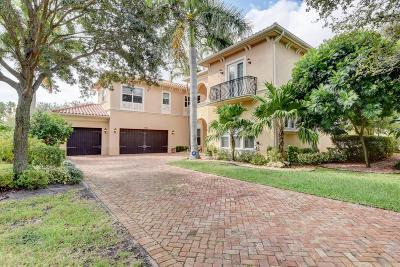 Coconut Creek Single Family Home For Sale: 4663 Saxon Road