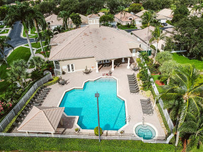 Boynton Beach Single Family Home For Sale: 7372 Lugano Drive