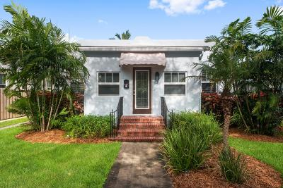 Delray Beach Single Family Home For Sale: 247 Royal Court