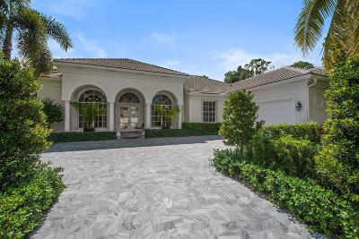 Boynton Beach Single Family Home For Sale: 4810 Glenn Pine Lane