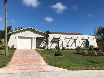 Palm Beach Gardens Single Family Home Contingent: 3931 Flag Drive