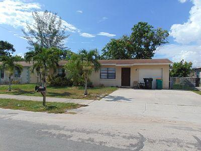Lake Worth Single Family Home For Sale: 1121 14th Avenue S